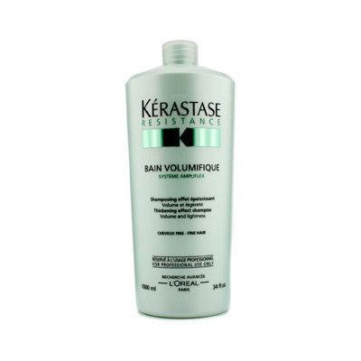 Kerastase Resistance Bain Volumifique Thickening Effect Shampoo (For Fine Hair) 1000ml/34oz