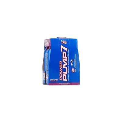 VPX Power Pump 7 fuit -8oz/24pk -grape