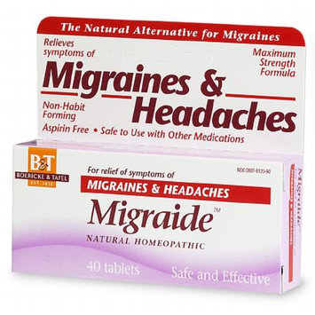 Boericke & Tafel Migraide