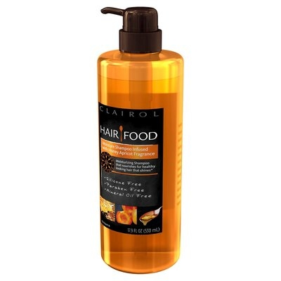 Hair Food Apricot Shampoo - 17.9 oz