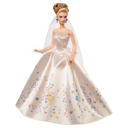 License Disney Cinderella Wedding Dress Cinderella Doll