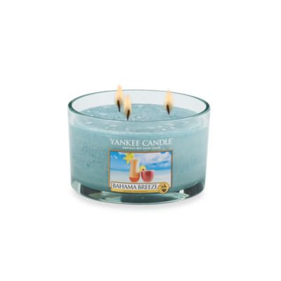 Yankee CandleA Bahama Breeze 3-Wick Candle