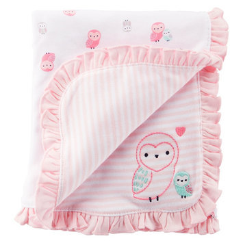 Just One You Made By Carter's Baby Blanket Just One You Beach Pink