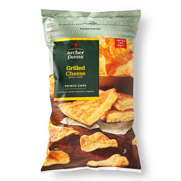 Archer Farms Grilled Cheese Kettle Chip 8oz