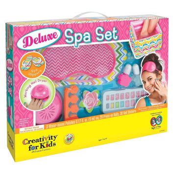 Creativity for Kids Deluxe Spa Set