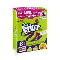 Betty Crocker Fruit By The Foot Berry Tie-Dye Fruit Flavored Snacks - 6 CT
