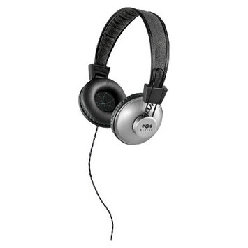 Marley Positive Vibration On-Ear Headphone - Grey (EM-JH011CQ)