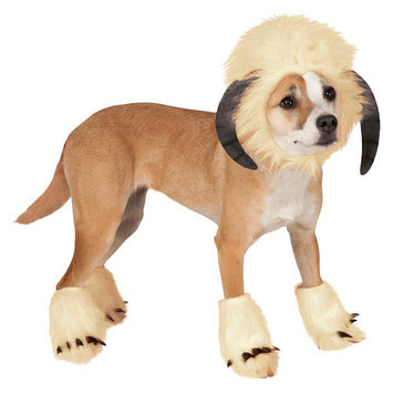 Star Wars Wampa Pet Costume - Large