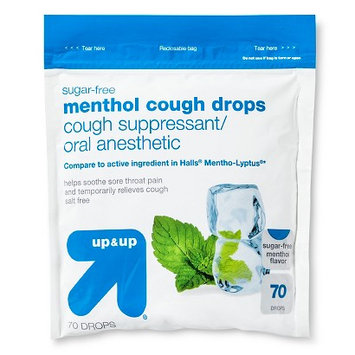 up & up 70 ct Drops Cold Menthol