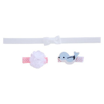 Just One You Made By Carter's Just One YouMade by Carter's Newborn Girls' Bird Clip and Bow