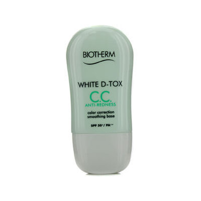 Biotherm - White D Tox CC Color Correction Smoothing Base SPF 50