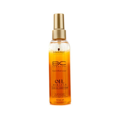 Schwarzkopf BC Oil Miracle Liquid Oil Conditioner (For All Hair Types) 150ml/5oz