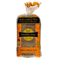 Healthy Way: Whole Wheat Flour Loaf, 16 Ct