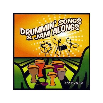 DAVE HOLLAND - DRUMMIN' SONGS & JAM ALONGS