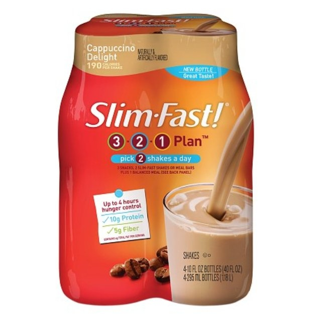 Slim-Fast® Strawberries 'N' Cream Shake