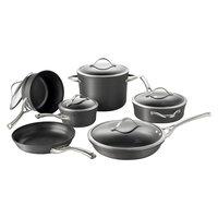Calphalon Contemporary Nonstick Dishwasher Safe 11 - Piece Cookware Set
