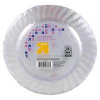 up & up Clear Plates