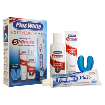 Emerson Plus White Extended Care Whitening System Kit - 4 Count