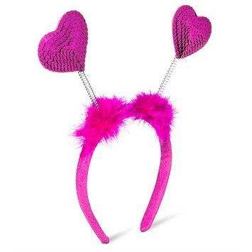 Circo Girls' Heart Head Bopper Headband - Pink