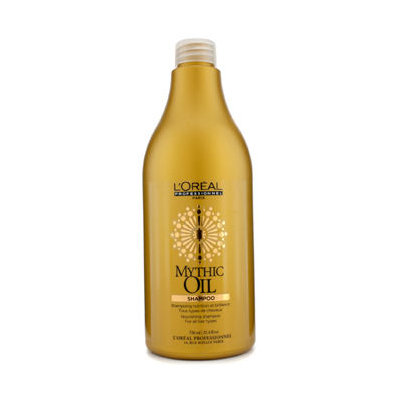 L'Oréal Professional - Mythic Oils L'Oréal Mythic Oil Nourishing Shampoo (For All Hair Types) 750ml/25.4oz