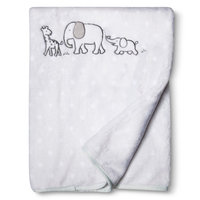 Baby Blanket Grey by Circo