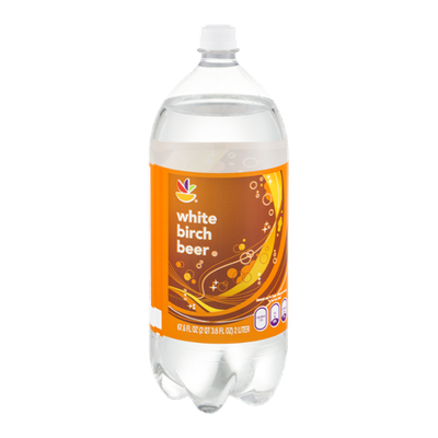 Ahold White Birch Beer