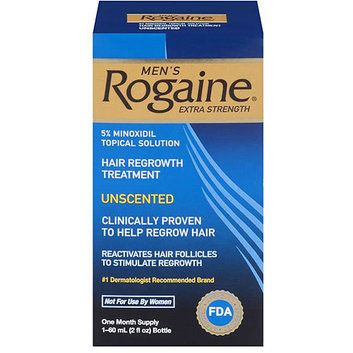 Rogaine Men's  Extra Strength Hair Regrowth Treatment