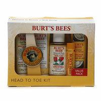 Burt's Bees Head to Toe Kit