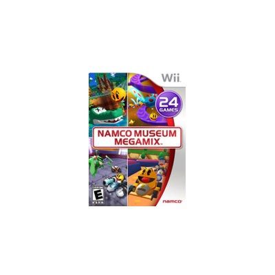 BANDAI NAMCO Games America Inc. Namco Museum Megamix