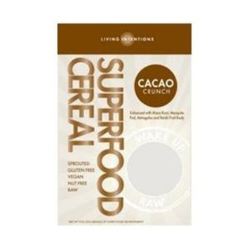 Living Intentions Cacao Crunch Superfood Cereal (6x9 OZ)