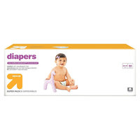up & up Diapers Super Pack - Size 4 - 92 ct