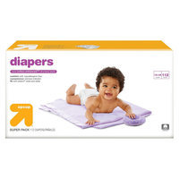 up & up Diapers Super Pack - Size 2 - 112 ct