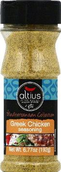 Altius Mediterranean Collection Seasoning Greek Chicken 6.77 oz