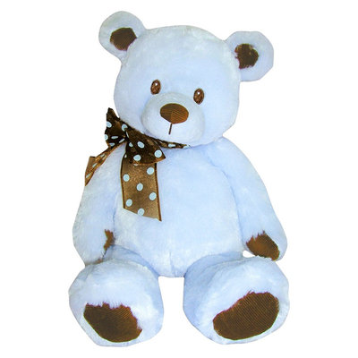 First & Main Beary Bear Plush Toy - Blue (7