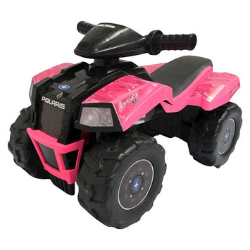 Tek Nek Polaris Pink Camo Scrambler ATV