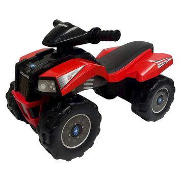 Tek Nek Polaris Scrambler ATV Ride-On - Red