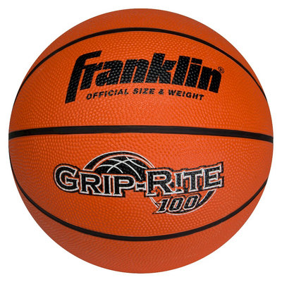 Franklin Sports Official B7 Grip-Rite 100 Basketball