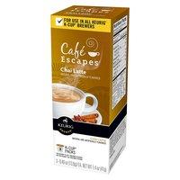 Keurig Cafe Escapes Chai Latte