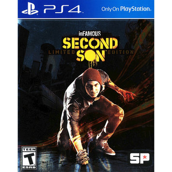 Seespotsave Infamous Second Son PRE-OWNED (PlayStation 4)