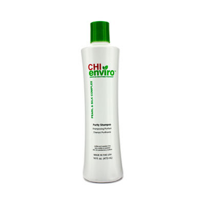 CHI Enviro Pearl & Silk Complex 16-ounce Purity Shampoo