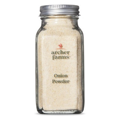 Archer Farms Onion Powder Spice 3.4 oz