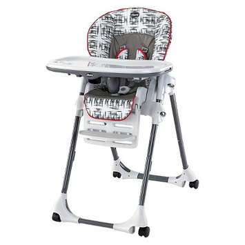 Chicco Polly SE Highchair Vivid