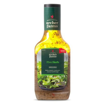 Archer Farms Five Herb Dressing 16oz