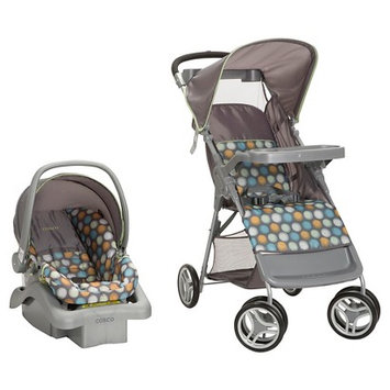Lift & Stroll Flurry Travel System - Ikat Dots by Cosco