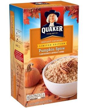 Quaker® Instant Oatmeal Pumpkin Spice