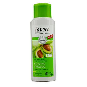 Lavera Organic Almond Sensitive Shampoo 200ml