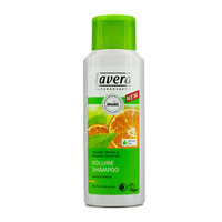 Lavera Organic Orange & Organic Green Tea Volume Shampoo