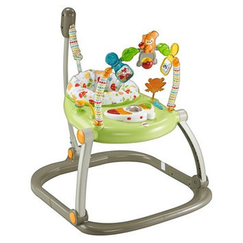 Fisher Price Fisher-Price Entertainer SpaceSaver Jumperoo Woodland Friends
