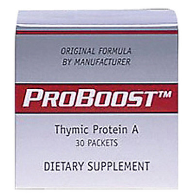 Life Extension Proboost Thymic Protein A - 30 Packets - Other Supplements