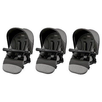 Babies R Us Peg Perego Triplette Seats Only - Atmosphere (Frame sold separately)